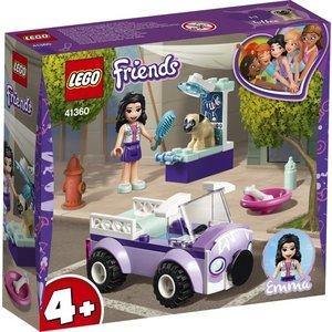 Lego Friends 4+ Emma's Mobiele Dierenkliniek 41360