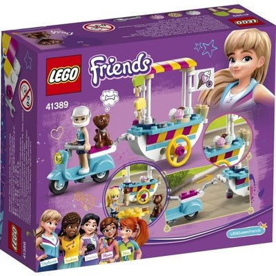 Lego Lego Friends IJskar 41389