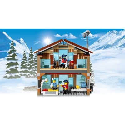 Lego Lego City Ski Resort 60203