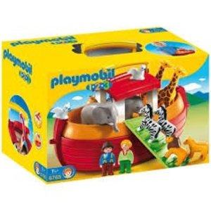 Playmobil 1 2 3 Meeneem Ark van Noach 6765