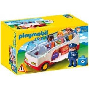 Playmobil 1 2 3 Autobus 6773