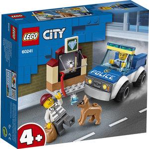 Lego City 4+ Politie Hondenpatrouille 60241