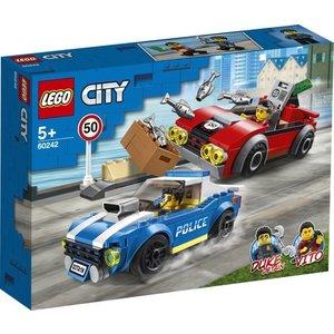 Lego City Politie Snelle Arrestatie 60242