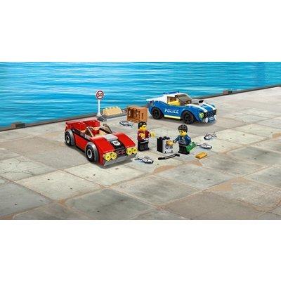 Lego Lego City Politie Snelle Arrestatie 60242