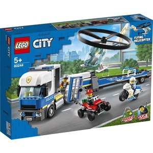 Lego City Politie Helikoptertransport 60244