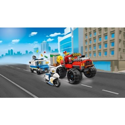 Lego Lego City Politiemonstertruck Overval 60245