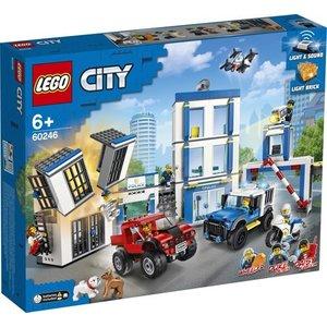 Lego City Politiebureau 60246