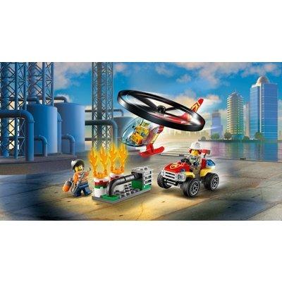 Lego Lego City Brandweerhelikopter Reddingsoperatie 60248