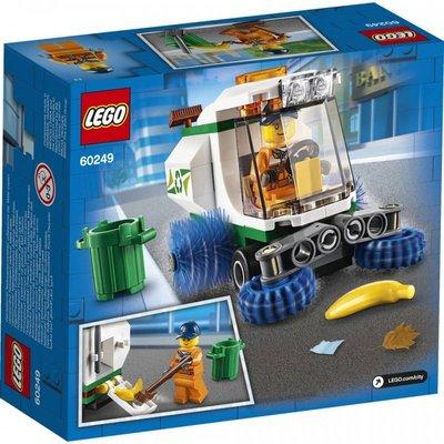 Lego Lego City Straatveegmachine 60249
