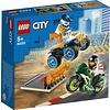 Lego Lego City Stuntteam 60255
