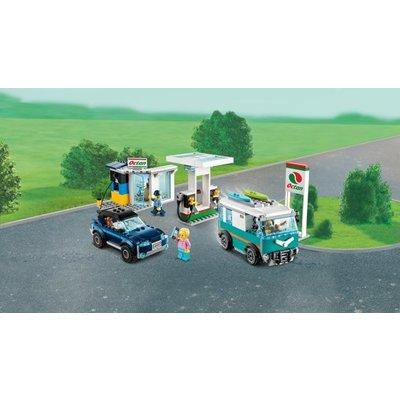 Lego Lego City Benzinestation 60257