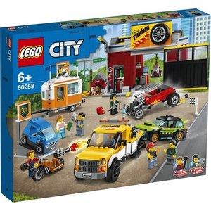 Lego City Tuningwerkshop 60258
