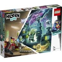 Lego Hidden Side JB's Spooklab 70418