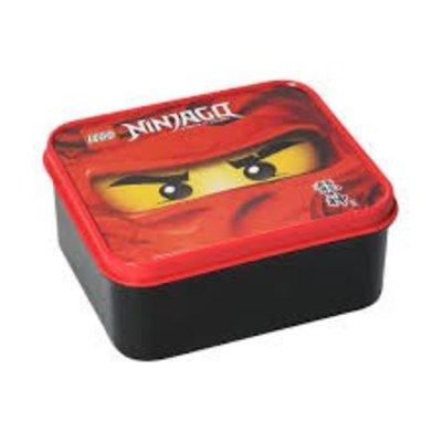 Lego Lego Ninjago Lunchbox Rood 700270