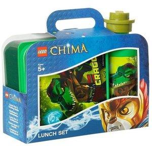 Lego Chima Lunchset Groen 700201