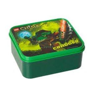 Lego Chima Lunchbox Groen 700197