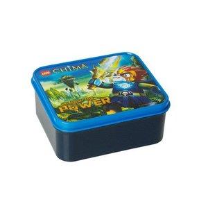 Lego Chima Lunchbox Blauw 700198