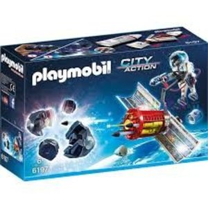 Playmobil City Action Space Meteöride Verbrijzelaar 6197