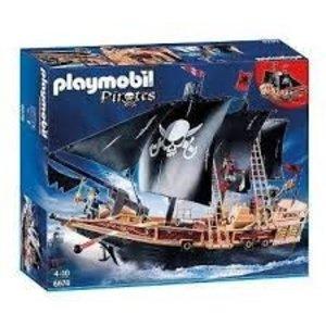 Playmobil Pirates Aanvalsschip 6678