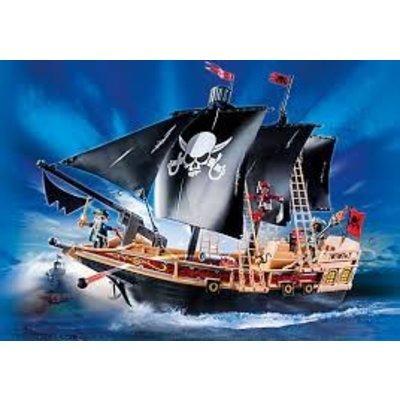 Playmobil Playmobil Pirates Aanvalsschip 6678