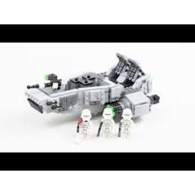 Lego Lego Star Wars First Order Snowspeeder 75100