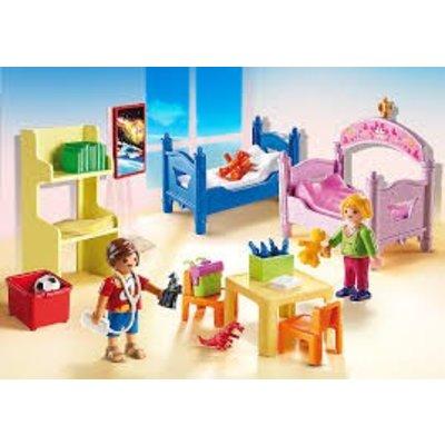 Playmobil Playmobil Dollhouse Kinderkamer met Stapelbed 5306