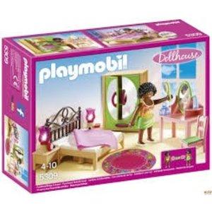 Playmobil Dollhouse Slaapkamer met Kaptafel 5309