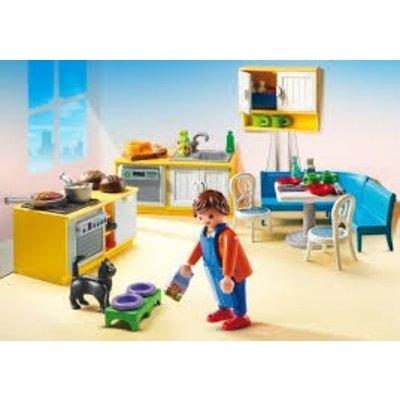 Playmobil Playmobil Dollhouse Keuken met Zithoek 5336