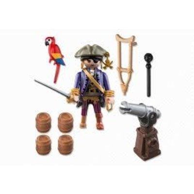 Playmobil Playmobil Pirates Piratenkapitein Eenoog 6684