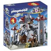 Playmobil Playmobil Super 4 Meeneemburcht van de Zwarte Baron 6697