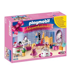 Playmobil City Life Adventskalender Verkleedfeestje 6626