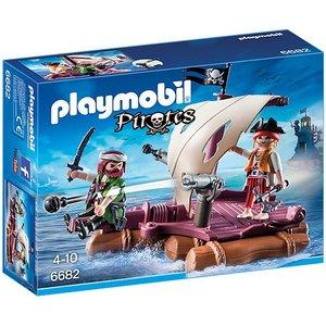 Playmobil Pirates Piratenvlot 6682