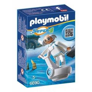 Playmobil Super4 Professor X 6690