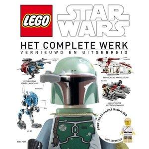Lego Boek Star Wars - Het Complete Werk - Vernieuwd en uitgebreid! 700316
