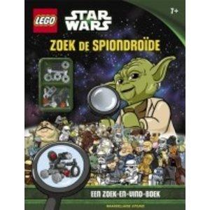 Lego Star Wars Magazine - Zoek de Spiondroïde