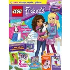 Lego Friends Magazine - Nummer 1/15