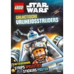 Lego Star Wars Magazine - Galactische Vrijheidsstrijders