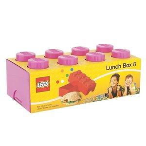Lego Lunchbox Roze 700165