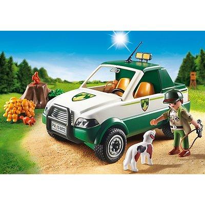 Playmobil Playmobil Country Terreinwagen met Boswachter 6812