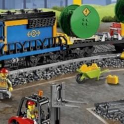 Lego City Treinen