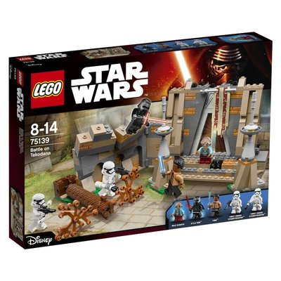 Lego Lego Star Wars Battle on Takodana 75139