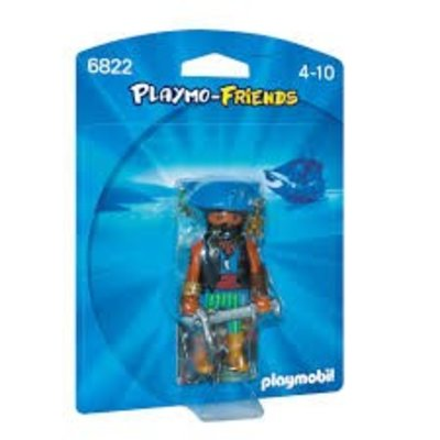 Playmobil Playmobil Playmo Friends Exotische Piraat 6822