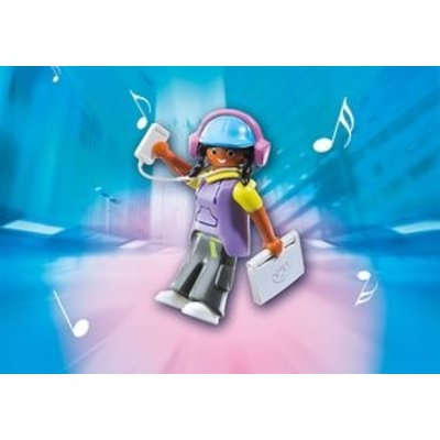 Playmobil Playmobil Playmo Friends Multimedia Meid 6828
