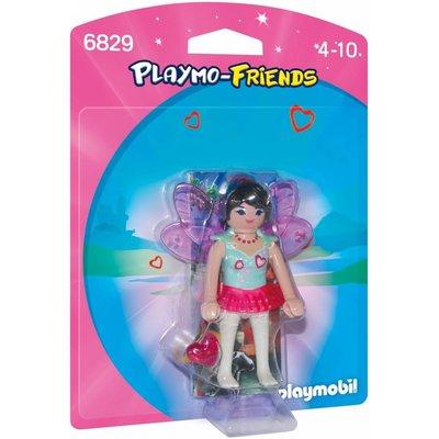 Playmobil Playmobil Playmo Friends Geluks Fee met Ring 6829