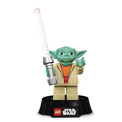 Lego Lego Star Wars Burea Lamp Yoda 700009