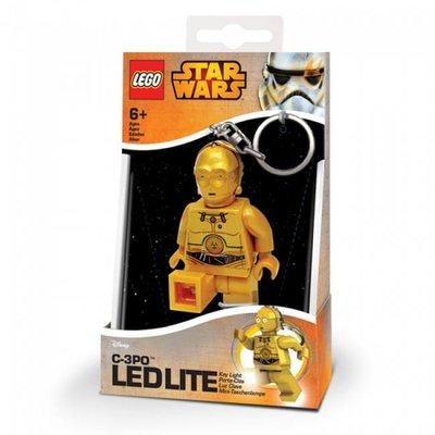 Lego Lego Star Wars Sleutelhanger C3PO 700018