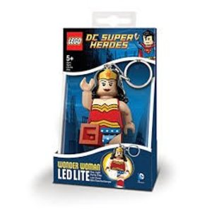 Lego Super Heroes Sleutelhanger Wonder Woman 700070