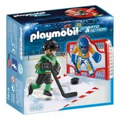 Playmobil Playmobil Sport Action Ijshockey Doelschieten 6192