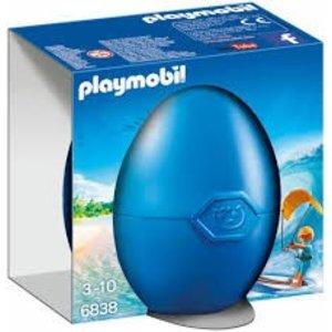 Playmobil Verrassings Ei Kitesurfer 6838