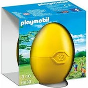Playmobil Playmobil Verrassingsei Kinderen met Slackline 6839